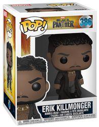 Vinylová figurka č. 386 Erik Killmonger