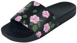 Pantofle Roses