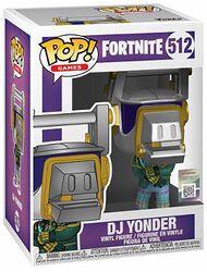 Vinylová figurka č. 512 DJ Yonder