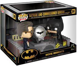 Vinylová figurka č. 291 80th - Batman and Comissioner Gordon (Movie Moments)