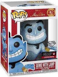 Vinylová figurka č. 476 Genie with Lamp (Diamond Collection) (Glitter)