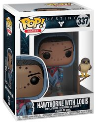Vinylová figurka č. 337 Hawthorne s Louis