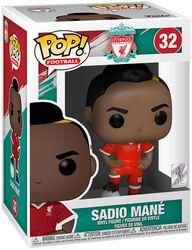 Football Vinylová figurka č. 32 FC Liverpool - Sadio Mane