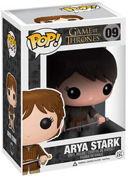 Vinylová figurka č. 09 Arya Stark