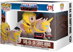 Vinylová figurka č. 279 She-Ra on Swift Wind (Pop! Rides)