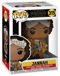 Vinylová figurka č. 315 Episode 9 - The Rise of Skywalker - Jannah