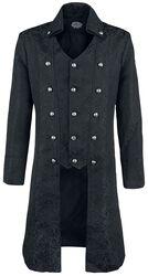 Borkátový kabát