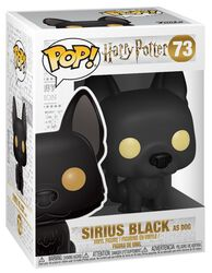 Vinylová figurka č. 73 Sirius Black as Dog