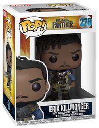 Vinylová figurka č. 278 Erik Killmonger (s možností chase)