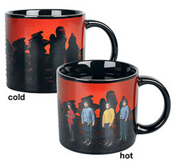 Transporter - Heat-Change Mug