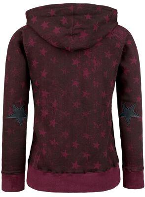 Star Hoodie Jacket