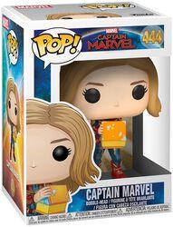 Vinylová figurka č. 444 Captain Marvel