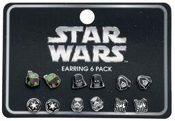 Star Wars sada náušnic