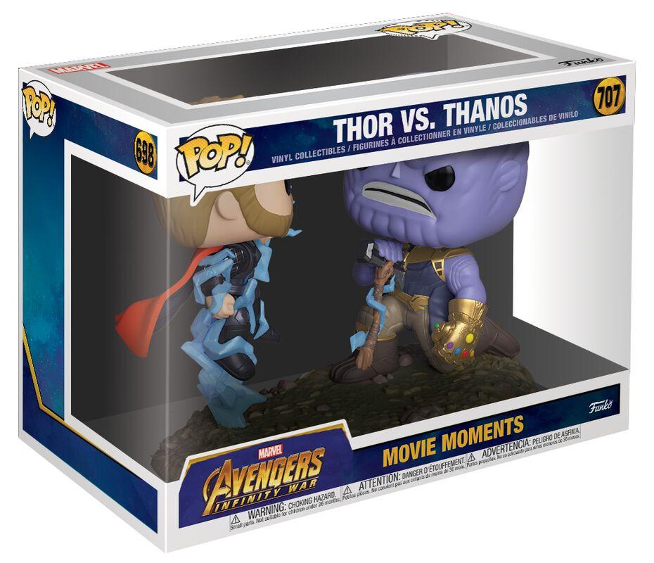 Vinylová figurka č. 707 Thor vs. Thanos (Movie Moments)