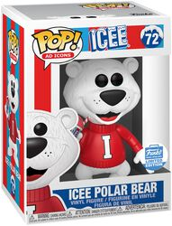Vinylová figurka č. 72 Ad Icons: Icee Polar Bear (Funko Shop Europe)