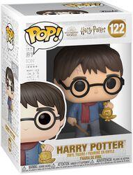 Vinylová figurka č. 122 Harry Potter (Holiday)