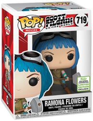 Scott Pilgrim vs. the World Vinylová figurka č. 719 ECCC 2019 - Ramona Flowers (Funko Shop Europe)