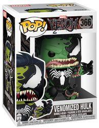 Vinylová figurka č. 366 Venomized Hulk