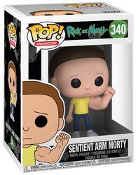 Vinylová figurka č. 340 Sentient Arm Morty (s možností chase)