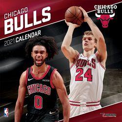 Chigago Bulls - kalendář 2021
