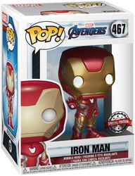 Vinylová figúrka c. 467 Endgame - Iron Man