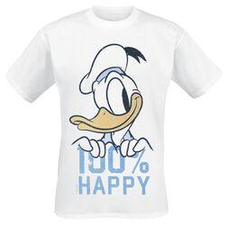 Donald Duck 100% Happy