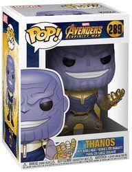 Vinylová figurka č. 289 Infinity War - Thanos