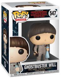 Vinylová figurka č. 547 Ghostbuster Will