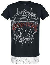 Černé tričko Necrogeddon