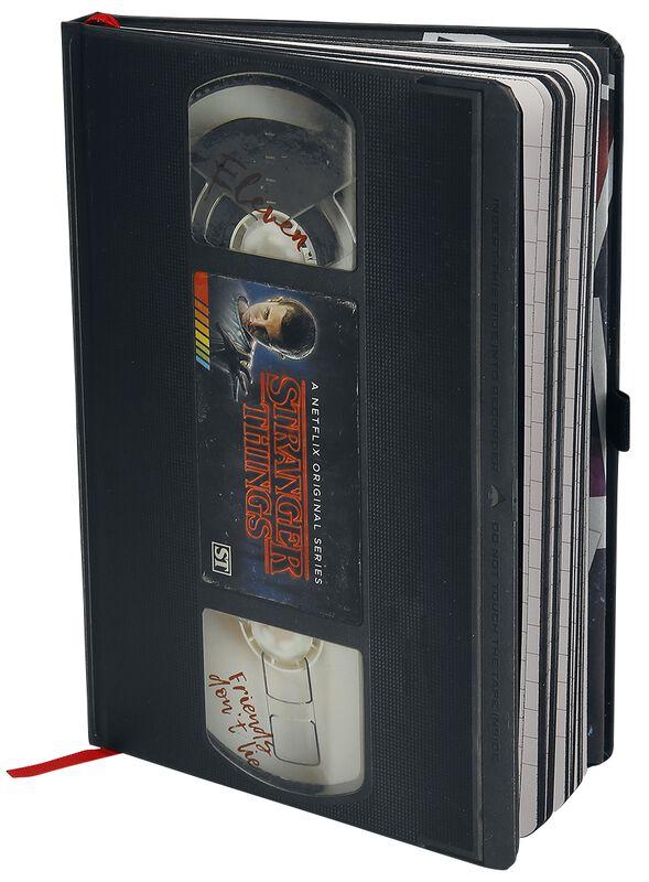 Prémiový notes VHS