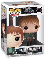 Vinylová figurka č.590 Jurassic World - Claire Dearing