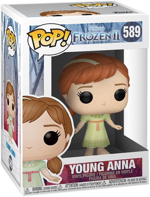 Vinylová figurka č. 589 Young Anna