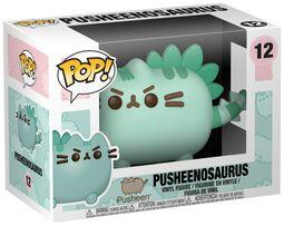 Vinylová figurka č. 12 Pusheenosaurus