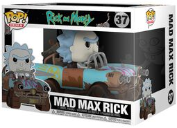 Vinylová figurka č. 37 Mad Max Rick - Pop Ride