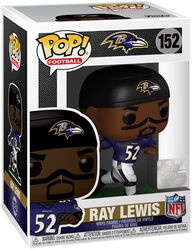 Baltimore Ravens - Ray Lewis Vinyl Figure 152