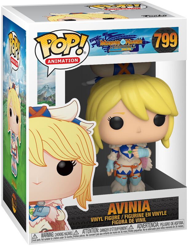 Avinia Vinyl Figur 799