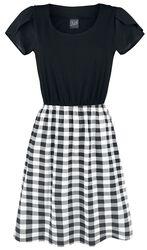 Fantasy šaty Vichy