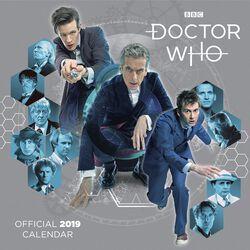 Nástěnný kalendář 2019 - Classic Edition