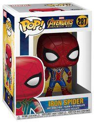 Vinylová figurka č. 287 Infinity War - Iron Spider