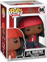 Lil Wayne Rocks Vinyl Figure 86