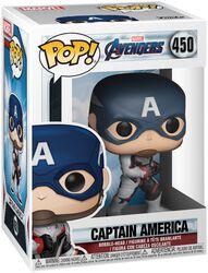Vinylová figurka č. 450 Endgame - Captain America