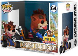 Vinylová figurka POP Rides č. 64 Crash Bandicoot