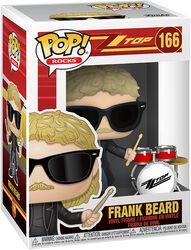 Frank Beard Rocks Vinyl Figur 166