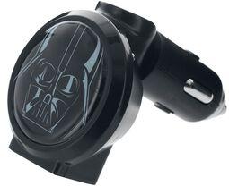 Nabíjecí adaptér Darth Vader