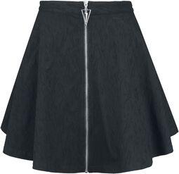 Kruhová sukně Scratch