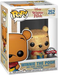 Vinylová figurka č. 252 Winnie The Pooh (Diamond Collection)
