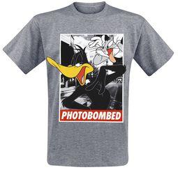 Photobombed - Daffy Duck