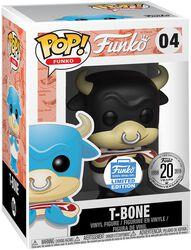 Vinylová figurka č. 04 Spastik Plastik - T-Bone (Funko Shop Europe)