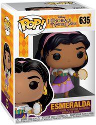 Vinylová figurka č. 635 Esmeralda