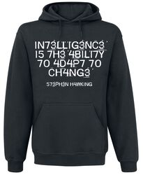 Intelligence Is The Ability To Adapt To Change